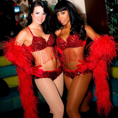Gogo Dancers