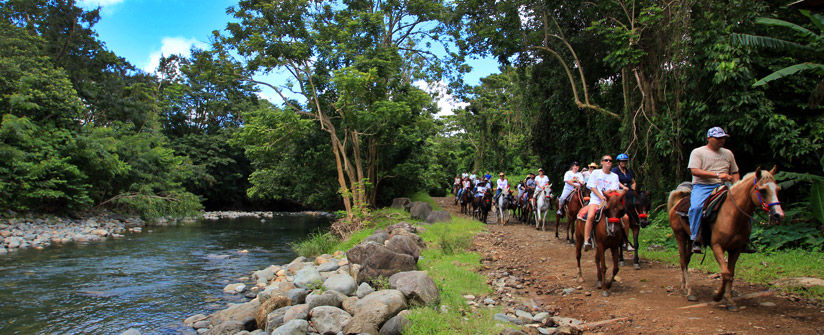 Hacienda Carabalí Horseback Riding