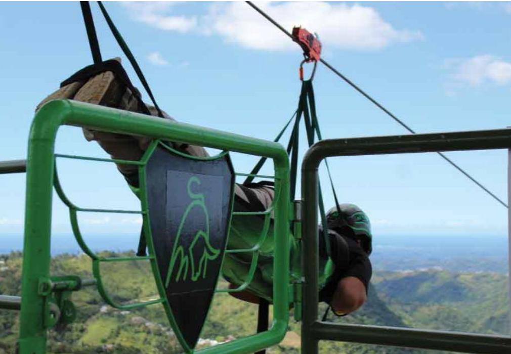 Toro Verde Zipline Adventure & The Beast