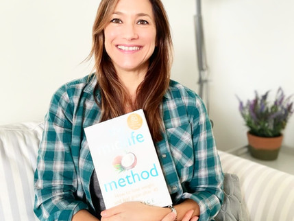 Publication Day!! The Midlife Method: How to lose weight and feel great after 40.