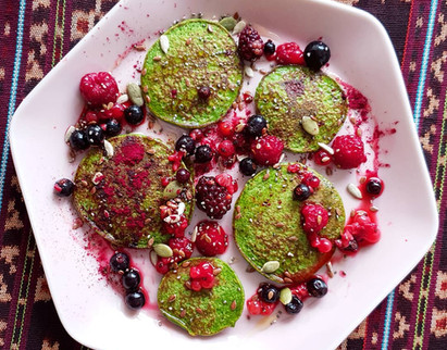 RECIPE - The Healthiest Pancakes in the World