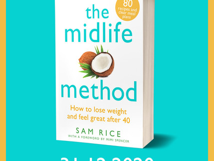 New Name, New Look, New Book – THE MIDLIFE METHOD