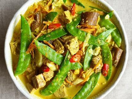 RECIPE - Sayur Lodeh (Indonesian Vegetable Stew in Coconut Milk)