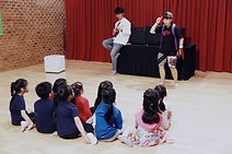 กิจกรรมละครสำหรับเด็ก