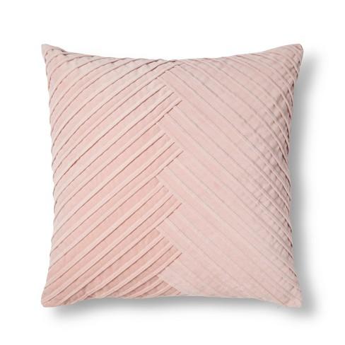 Ribbed Pink Pillow (2)