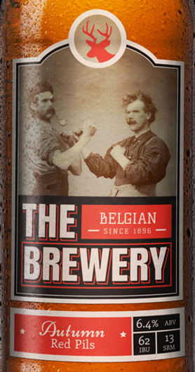 Bière Red Label