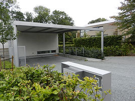 Carport in staal