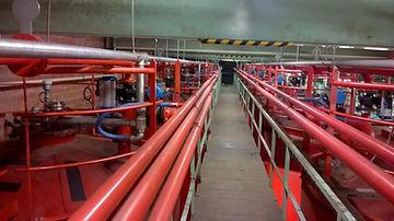 Plaatsen van valbeveiliging in industriële omgeving
