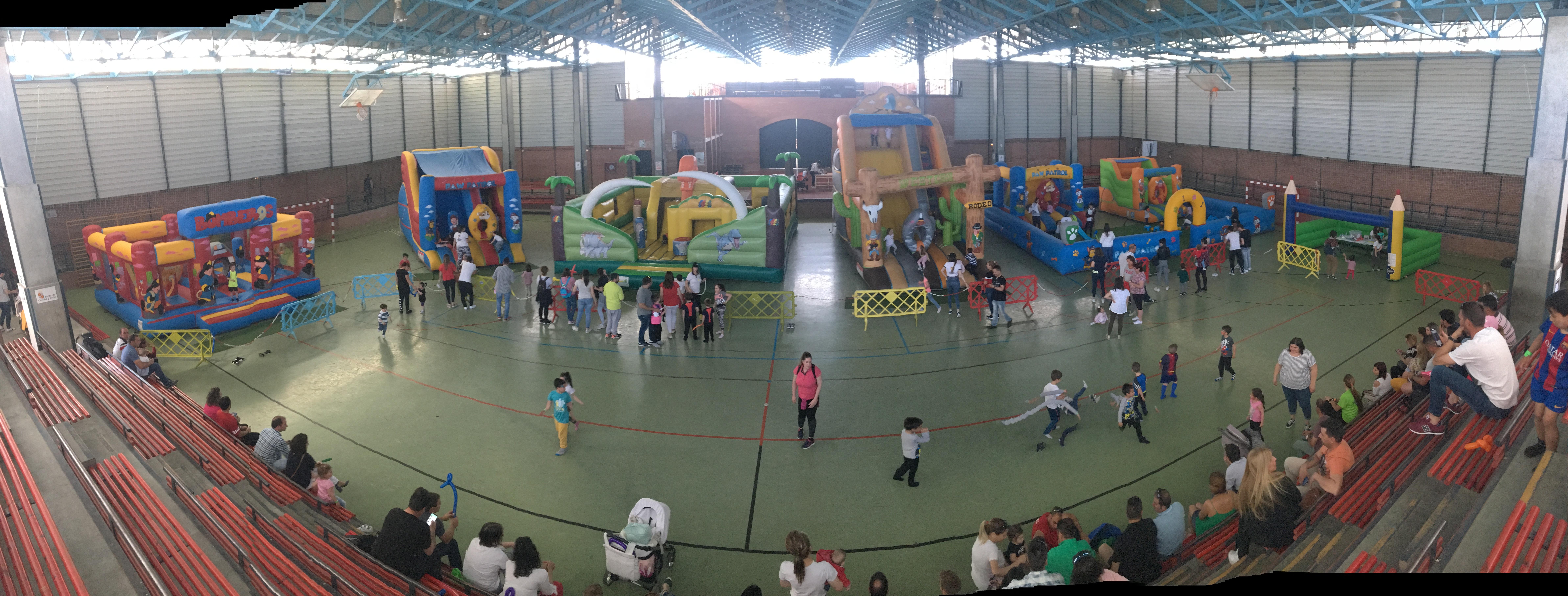 Parques Infantiles Parchis