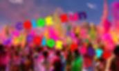 Color run y Color party