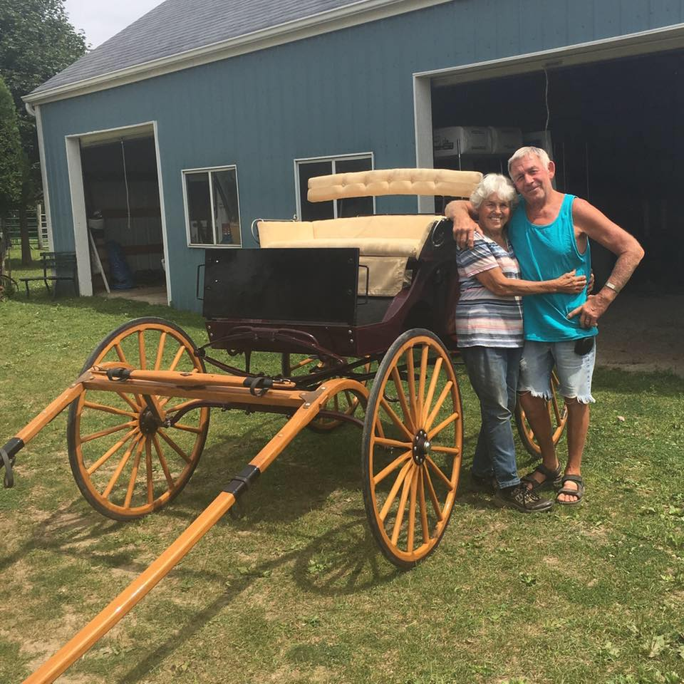 Carol and Gary with carriage.jpg