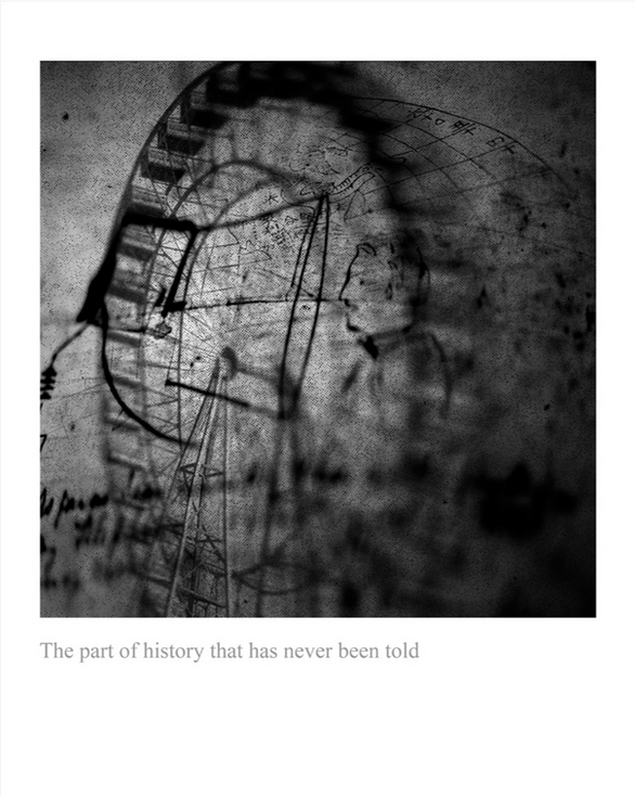 4.  THE PART OF HISTORY THAT HAS NEVER BEEN TOLD (2010) by LEE Ka Sing 李家昇
