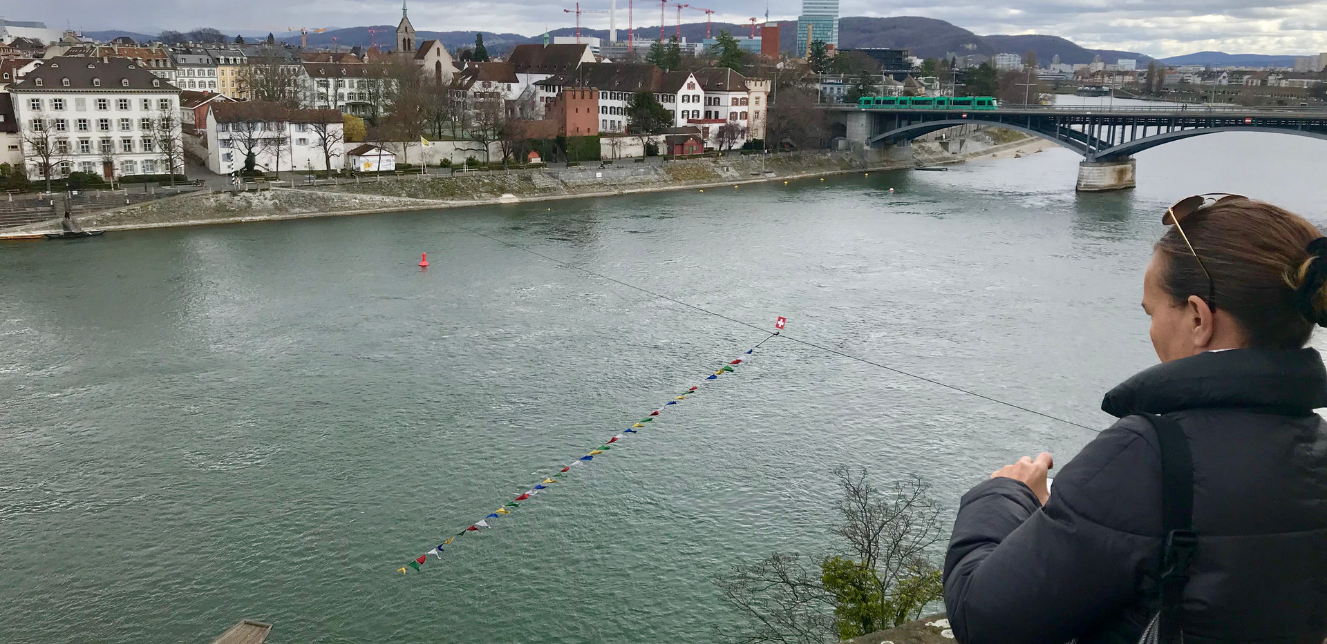 Documenting River Rhine and the Port