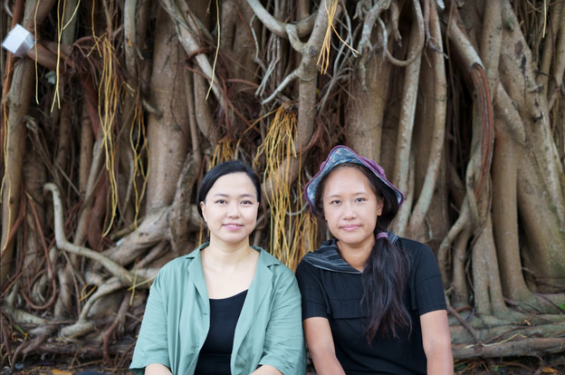 VIDEO TALKS #4 Lo Lai Lai Natalie and Yim Sui Fong with Angelika Li 2 July 2021