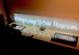 3.  HONG KONG IS OUR MUSEUM (2006) by MAP Office (Laurent Gutierrez & Valérie Portefaix)