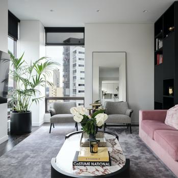 Bourke St Apartment