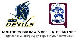 Northern Broncos Affiliate Partner Logo