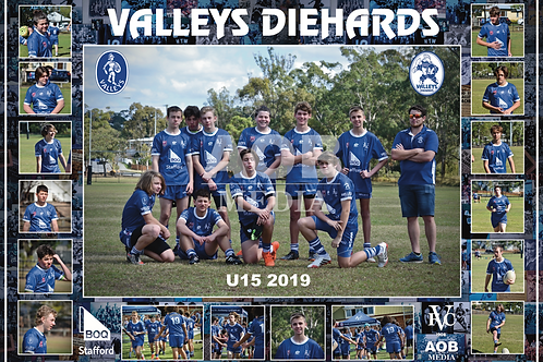U15 Team 2019 A4