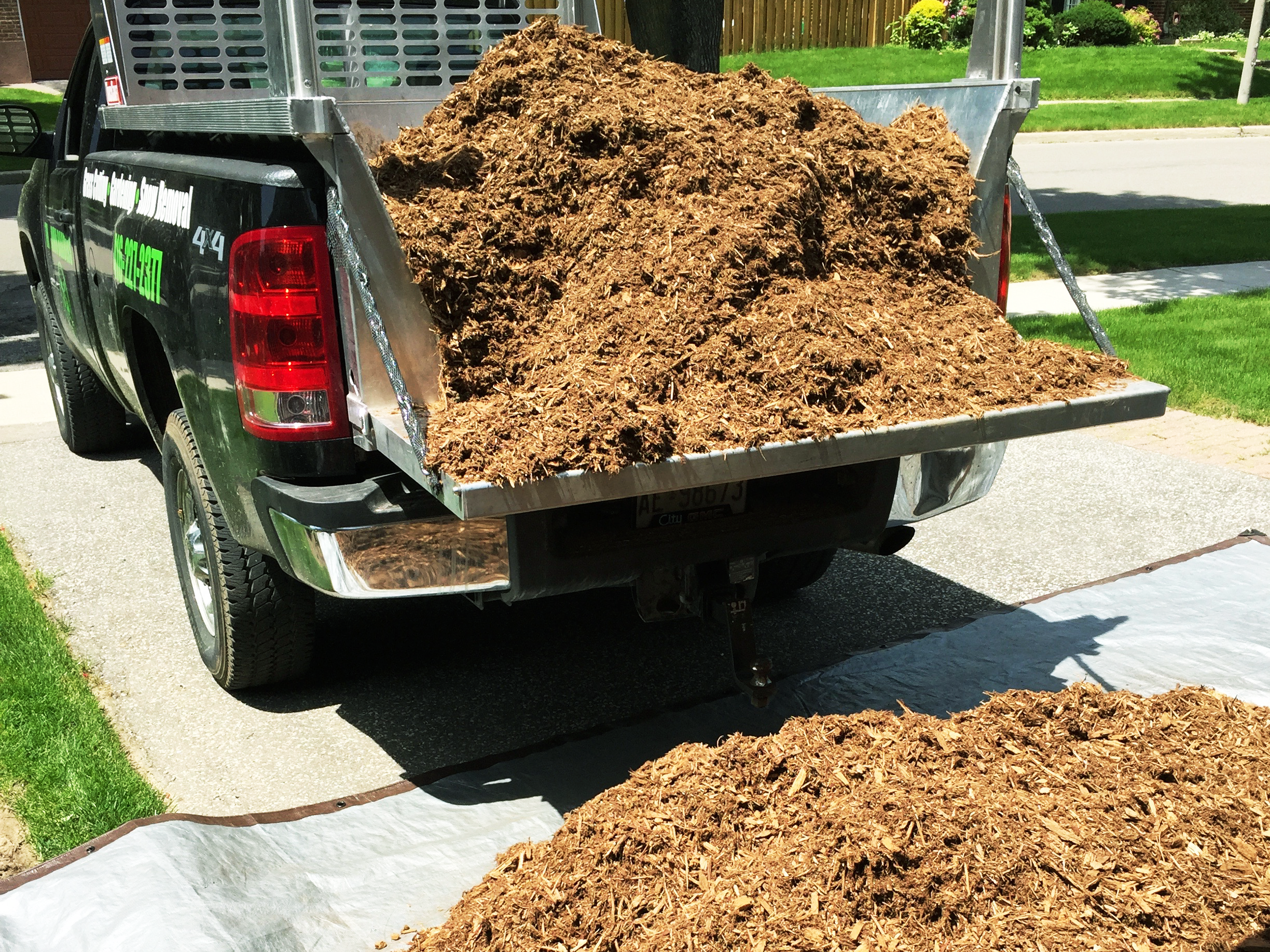 Mulch Deliveries