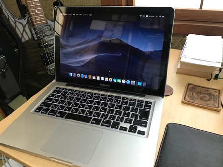 macのリカバリー