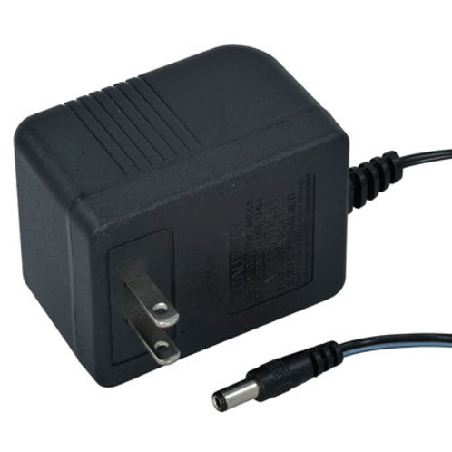 Replacement AC Adapter for Quiet Fireplace/Ventilation Fan