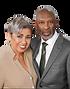 Flake, Reverend Floyd H. & Elaine M. (2-