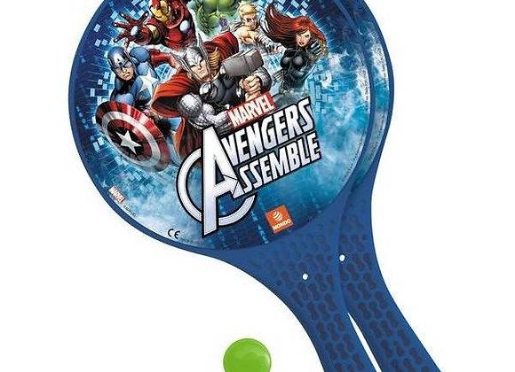 Raquettes de Plage Avengers
