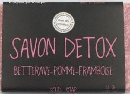 Lot de 11 savons Detox 53gr