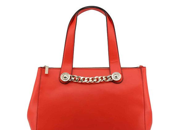 Sac porté épaule Femme Rouge Versace Jeans