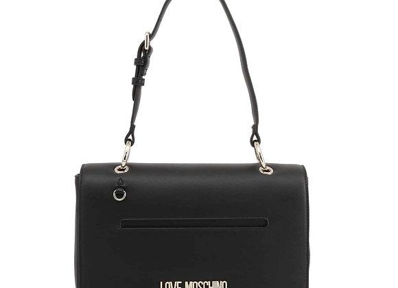Sac porté épaule Femme Noir Love Moschino