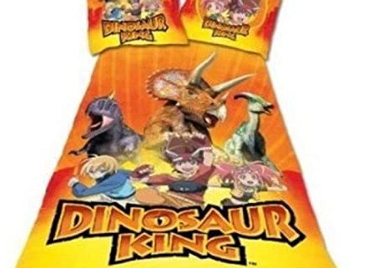 Dinosaur King Parure de lit
