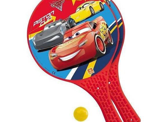 Raquettes de Plage Cars Disney + balle