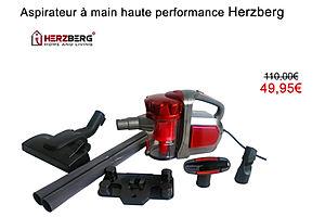 Herzberg-Travel-HG-8065BLU-Sac-Cabine-Bl