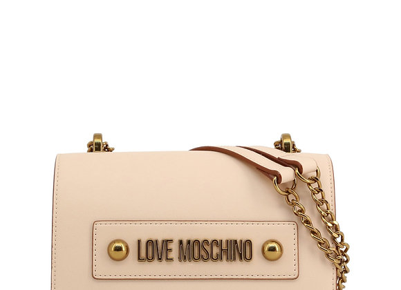 Sac porté épaule Femme Brun Love Moschino