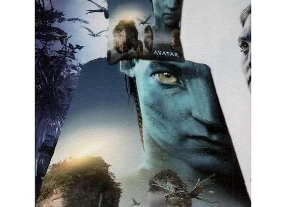 Avatar forest parure de lit