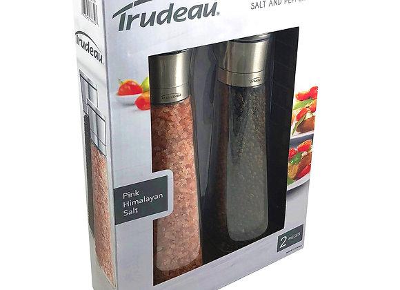 Ensemble de moulin à sel et poivre Trudeau