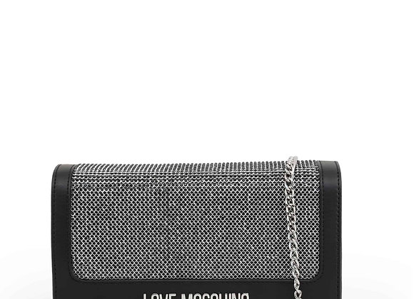 Sac bandoulière Femme Noir Love Moschino