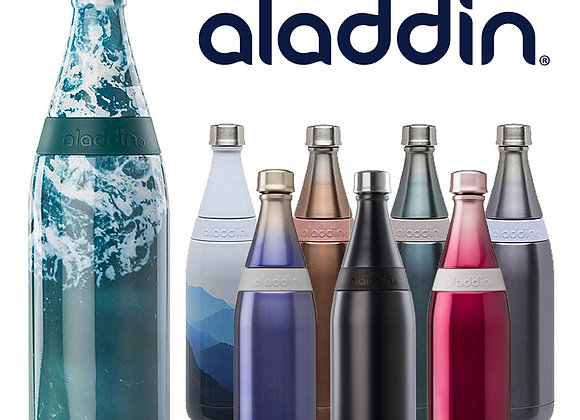 Aladdin Fresco Twist & Go Bouteille d'eau