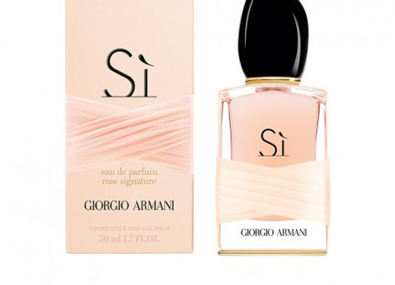 SÌ ROSE SIGNATURE edp spray 50 ml