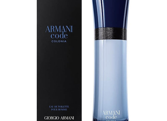 ARMANI CODE colonia limited edition edt spray 200 ml