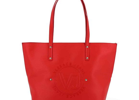 Cabas Femme Rouge Versace Jeans