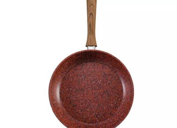 Poêle 28 cm en cuivre JML