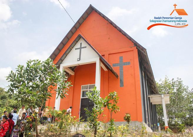 인도네시아 참사랑교회