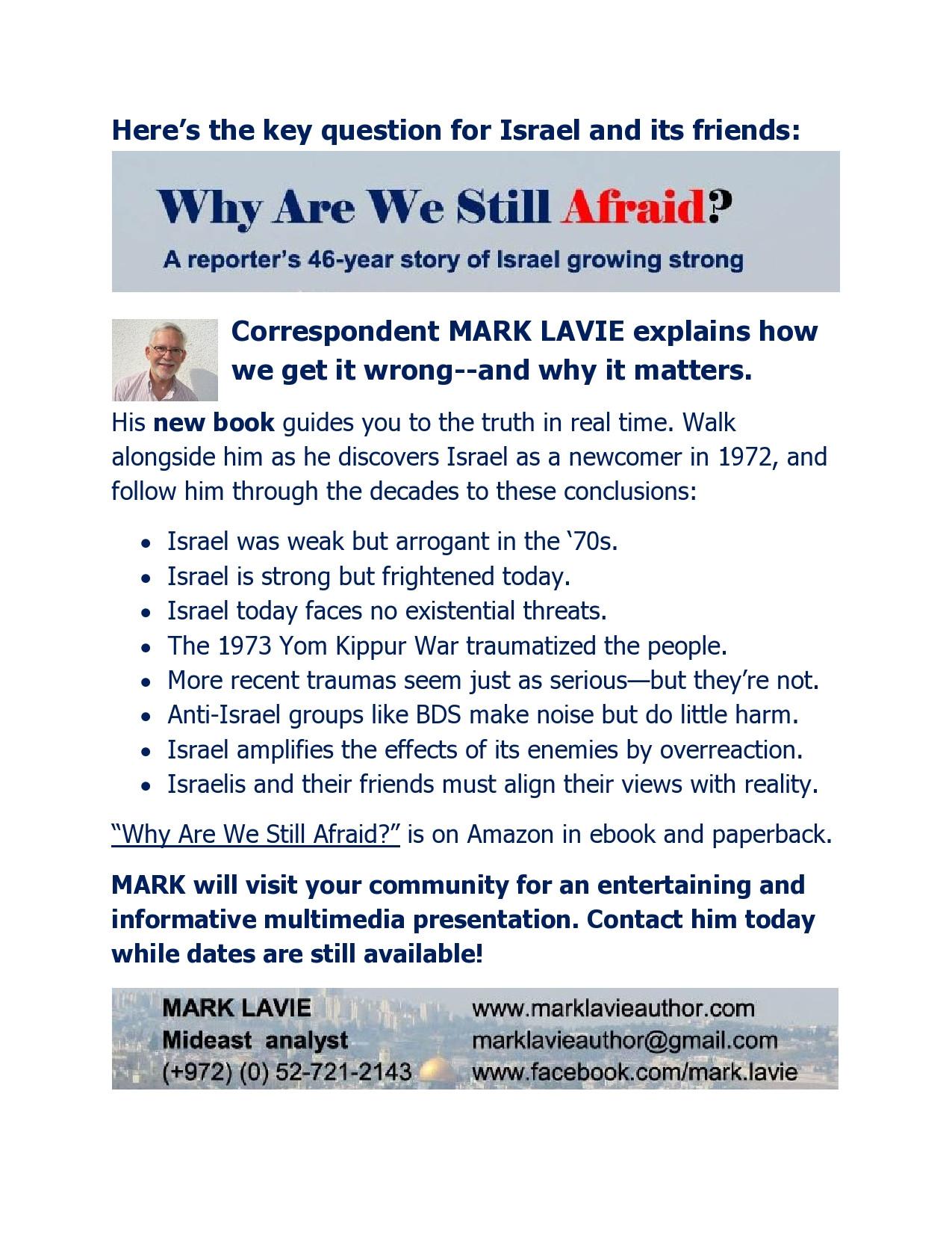Invite Mark to your community!
