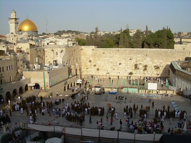 Jerusalem's Western Wall