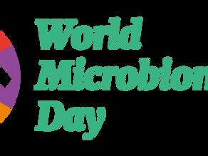 Feed your Microbuddies!