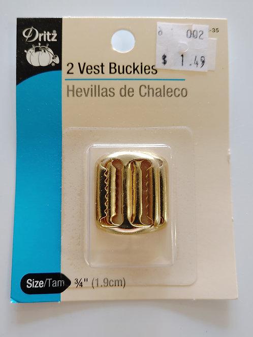Vest Buckles