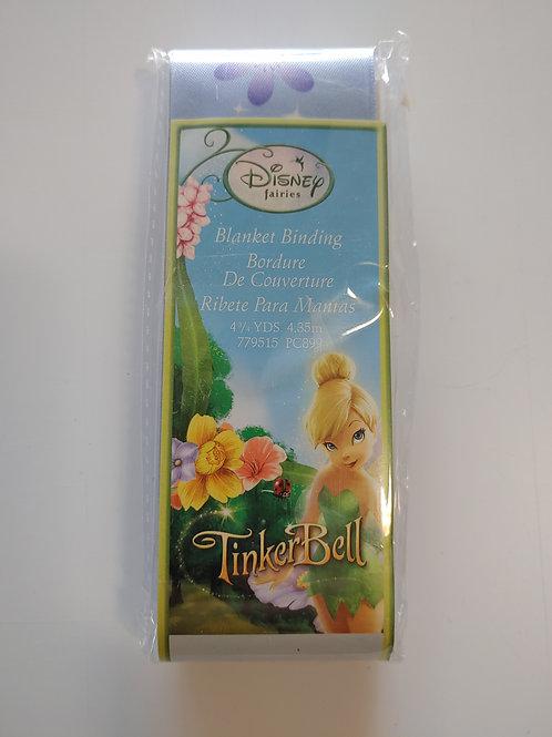 Tinkerbell Blanket Binding