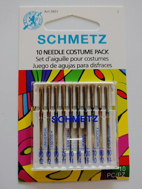 Needles Costume Pack (set of 10)