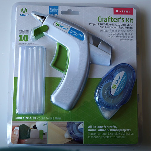 Project PRO Glue Gun Crafter's Kit